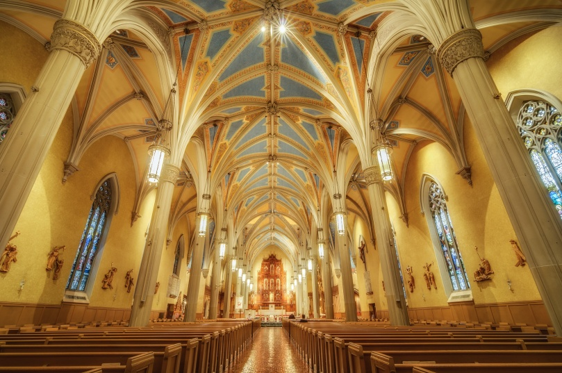 Cathedral of St. John the Evangelist - Cleveland, Ohio